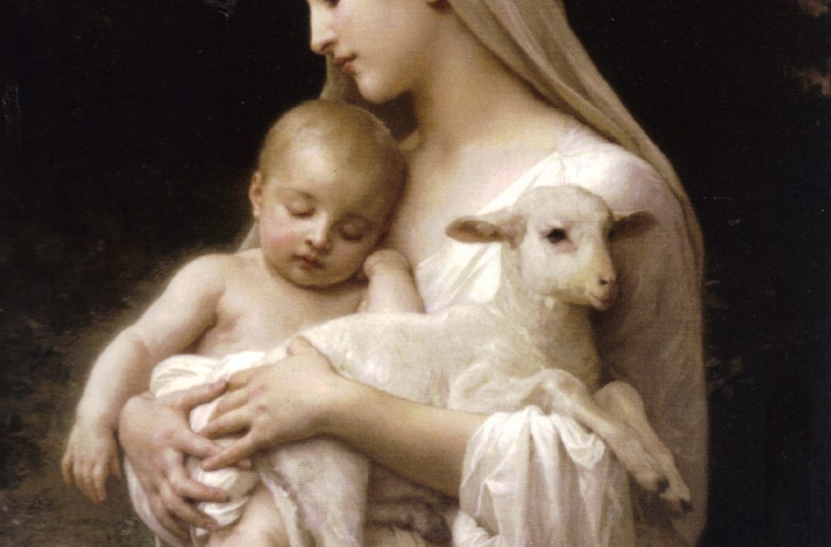 """Venus enters Cancer. """"Innocence"""", by William-Adolphe Bouguereau"""