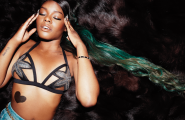 Azealia Banks. Sun in Gemini.