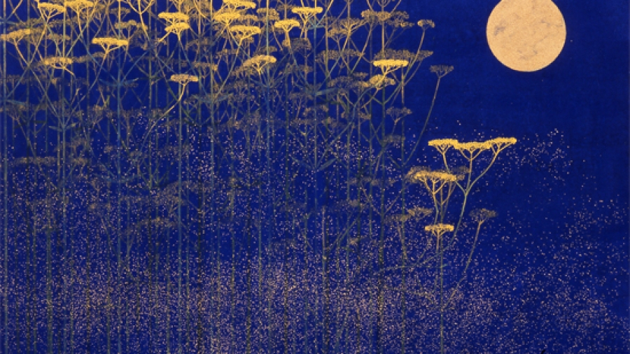 平松 礼二 Reiji Hiramatsu. Full Moon in Cancer