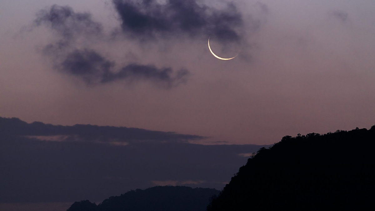 New Moon in Capricorn. Image by Vladyslav Dushenkovsky on Pexels