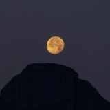 Full Moon in Scorpio. Picture found on Unsplash.